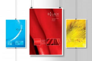 Black posters