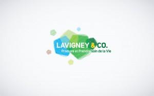 LavigneyCo logo mockup