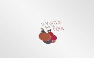 Le Verger sur la Cote logo