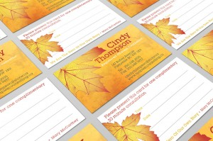MaplesCounselling cartedvisite mockup