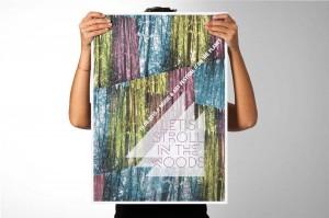 letsstrollinthewoods poster